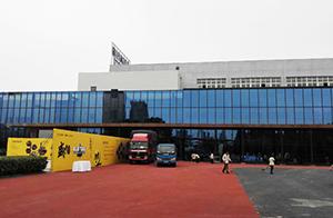 杭州下沙文创中心玻璃、铝板2016年(3000平方)