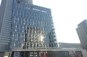 宁波高新区汇银国际幕墙工程2015年(15000平方)